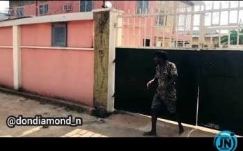 COMEDY VIDEO: Dondiamond - Money For Hand Back For Ground